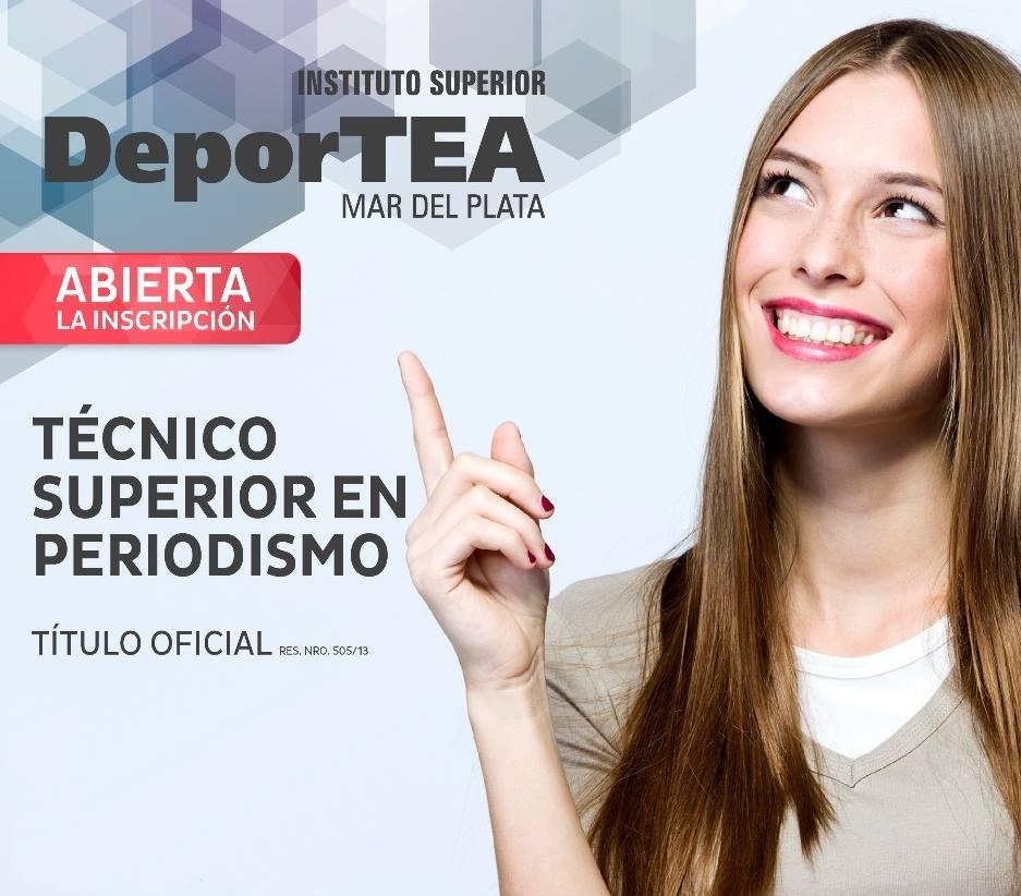 Inscripción abierta para el Ciclo lectivo 2019.  admision@deportea.edu.ar Averiguá todo ya, vía whatsapp: +54 223 5 943390