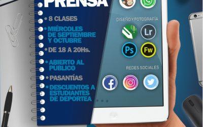 #JefedePrensa, un curso para aprender todo sobre estrategia y herramientas de comunicación