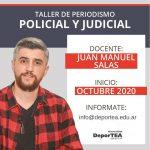 Taller Periodismo Policial y Judicial